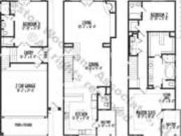 Narrow Lot Homes Modern Contemporary Narrow Lot House Plans    Modern Narrow Lot House Plans Modern House Plans   Lots of Windows