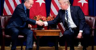 Turkish president was shocked that Trump went along with demand ...