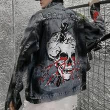 купите denim <b>jacket men rock</b> с бесплатной доставкой на ...