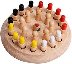 Chess Game, <b>Wooden Memory</b> Match Stick Games for Children ...