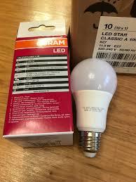 Обзор от покупателя на Светодиодная <b>лампа OSRAM LS</b> CLA ...