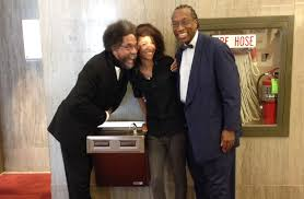 photo op dr cornel west s lauren woods drinking fountain 4828