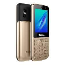 Мобильный <b>телефон Olmio M22</b> Золотой — купить в интернет ...