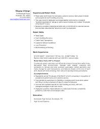 sales associate resume sle  seangarrette co s associate