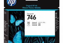 <b>HP 746 DesignJet</b> Printhead - P2V25A | The Wide Format Company