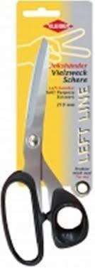 """Ножницы """"Left line"""", многофунциональные для левшей, длина 21 ..."""