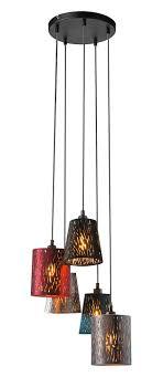 Светильник подвесной <b>Globo</b> Ticon <b>15266</b>-5H1 - купить в ...
