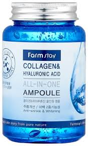 Farmstay All-In-One Collagen & Hyaluronic Acid Ampoule ...