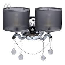<b>Бра Mw Light 379029302</b>, серый металлик