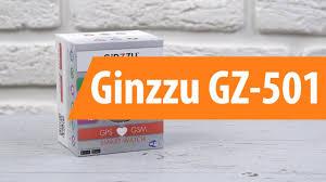 Распаковка <b>Ginzzu GZ</b>-501 / Unboxing <b>Ginzzu GZ</b>-501