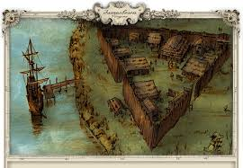Image result for jamestown 1607
