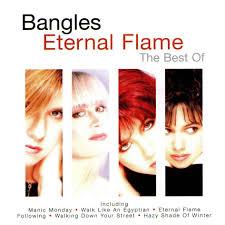 Eternal Flame Bangles Caratula Frontal De Eternal Flame Best Of The Bangles De The