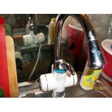 Отзывы о <b>Кран мгновенного нагрева воды</b> AguaTherm КА-01