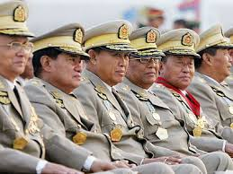 Image result for Burmese Generals