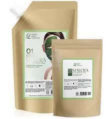 Купить Lindsay <b>Гелевая альгинатная маска</b> с зеленым чаем ...
