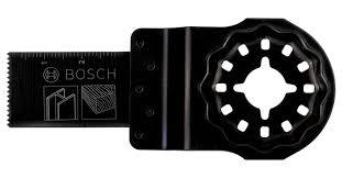 Биметаллическое погружное <b>пильное полотно</b> Starlock | <b>Bosch</b> DIY