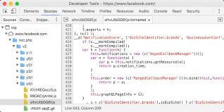 a facebook sixth sense acirc middot alexandre kirszenberg prettified code