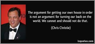 Amazing five suitable quotes by chris christie photo German via Relatably.com
