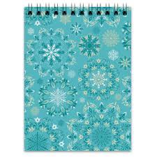 "Блокнот ""<b>снежинки</b>"" #2853039 от ZoZo - <b>Printio</b>"