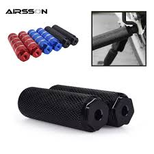 Components & Parts <b>Bike Bicycle Pedal</b> Rear Axle Foot Pegs MTB ...