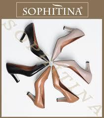 <b>SOPHITINA</b> Fashion Women's Pumps Comfortable Square Heel ...