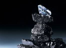 The Carbon Chemistry and Crystal <b>Structure</b> of <b>Diamonds</b>