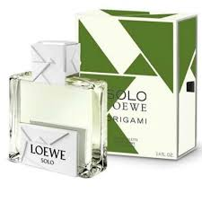 Loewe <b>Solo Loewe Origami</b> For Men Eau De Toilette 50Ml ...