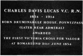 Image result for Midshipman Charles Davis Lucas