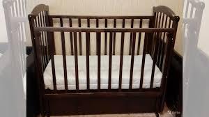 Детская кроватка Можга+<b>матрас Everflo Luxe</b> купить в ...
