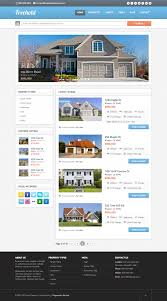 hold real estate site template by progressionstudios hold real estate site template