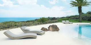 beach entry pool pool beach style with neutral colors pool furniture beachy style furniture