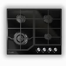 Купить <b>Варочная панель LEX</b> GVG 640-1 BL, черный в интернет ...