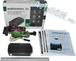 Диагностический маршрутный <b>компьютер Multitronics</b> ...