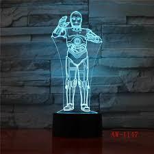 Alien Monsters Night Light Creative <b>Table Lamp</b> Christmas Lights ...