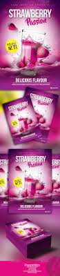 best ideas about flyer inspiration flyer poster strawberry passion