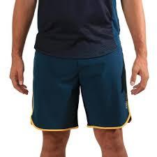 <b>Men's Beach</b> Volleyball <b>Shorts</b> BVSH500 - Green/Yellow