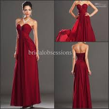 Fitted Bodice Dress New Stunning Fitted Bodice Dark Red Evening