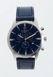 Мужские <b>часы</b> со стрелками <b>Swiss Military Hanowa</b> — купить в ...