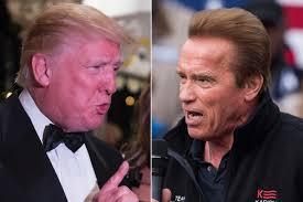 Arnold Schwarzenegger Responds to Trump
