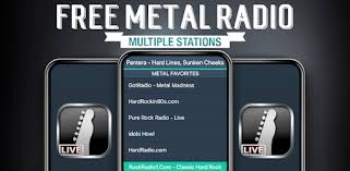 Free Metal Radio - Apps on Google Play