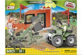 <b>Конструктор COBI</b> Тренировочная база Combat Training