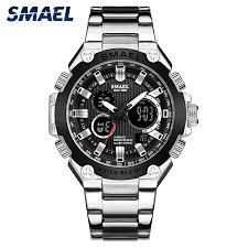 <b>Quartz</b> Watches <b>Men</b> Luxury Brand <b>SMAEL</b> Watch <b>Men</b> Mechanical ...