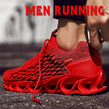 <b>New</b> Style <b>Men Breathable Mesh</b> Sneakers Sports Casual Running ...