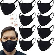Cotton Anti-dust Mouth Face_mask_Protect Cover ... - Amazon.com