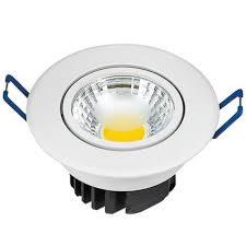 Встраиваемый светодиодный <b>светильник Horoz</b> 3W 6500К ...