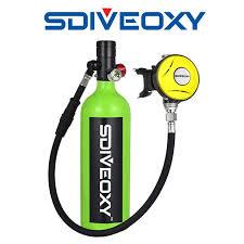 Hot Price #7a4a - <b>SDIVEOXY 1L Diving</b> Oxygen Tank <b>Diving</b> ...