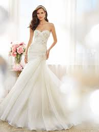 new luxurious ball gown strapless court lace wedding dress 2015 chic mermaid sweetheart watteau train wedding dresses beading