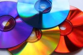 produção de cd
