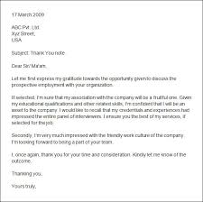 Thank You Letter Sample After Second Interview - Cover Letter ... Thank You Letter After Interview Nursing