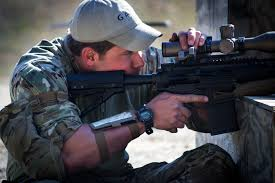 u s department of defense photo essay a special forces ier aims at a target during the u s army special operations command s sniper